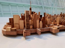Skyline Manhattan.