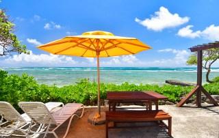 View from Ocean Breeze: 1 bedroom oceanfront suite