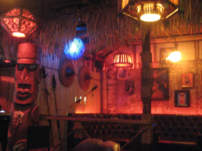 Frankie's Tiki Room in Las Vegas