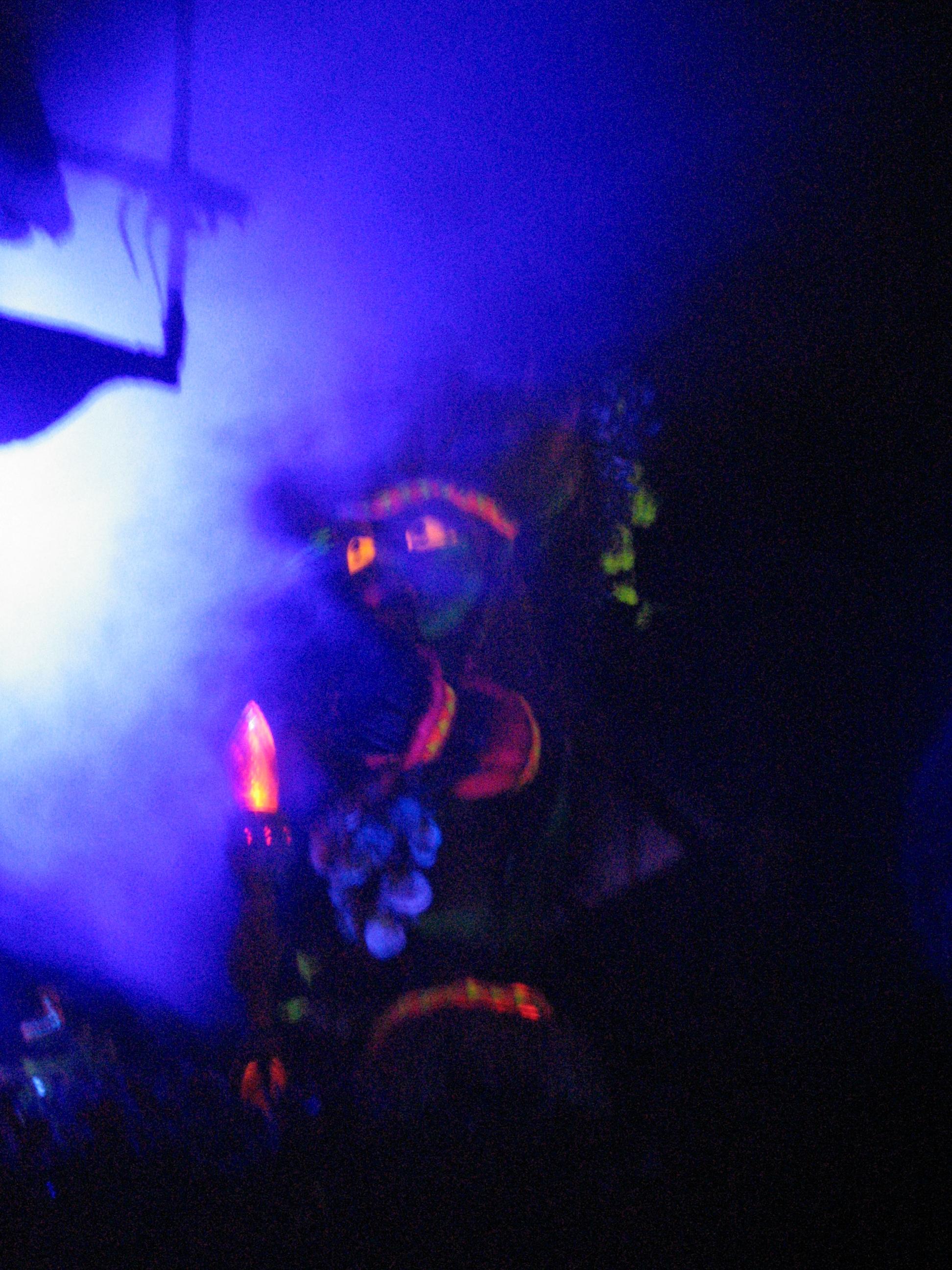 Enchanted Tiki Room tiki goddess