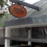 Then The Lady and The Boy had lunch at Asada while I flirted with the cool peeps at Anything Canine.
