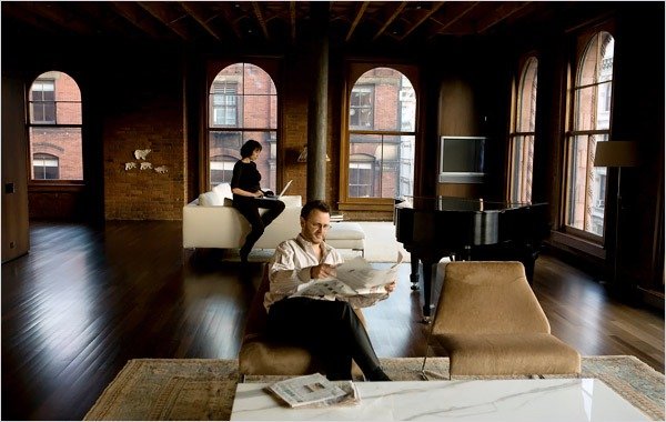 Hermoso departamento en New York un departamento de lujo