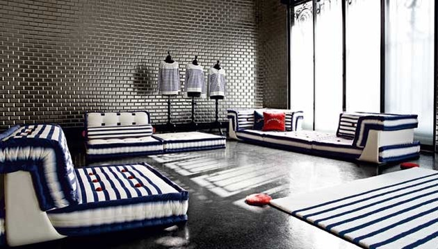nautical themed living room ideas beach cottage muebles estilo nautico de roche bobois | tikinti