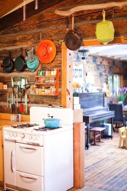 49 Ideas Para Dise 241 Os De Cocinas Estilo Bohemio Tikinti