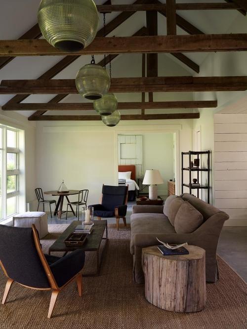 55 diseos de habitaciones estilo rustico  Tikinti