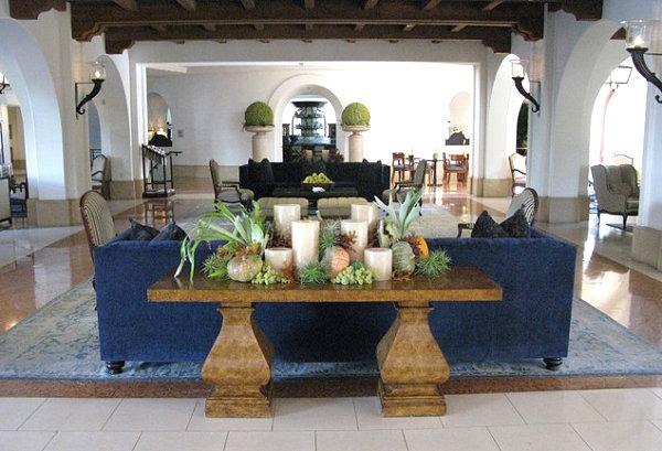 11 ejemplos de Lobbies de hoteles  Tikinti