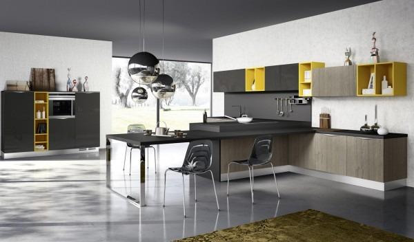 Fotos de cocinas modernas  Tikinti