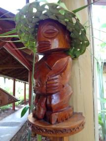 Tangaroa Of Rarotonga Tiki Obscure
