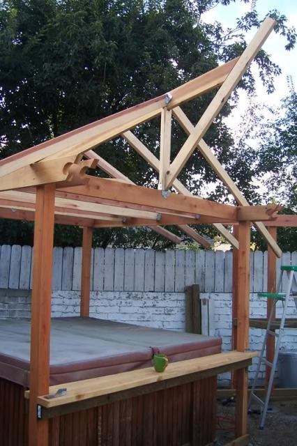 Tiki Hut Roof Design Help  Tiki Central