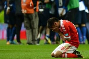 Benfica-sorrow