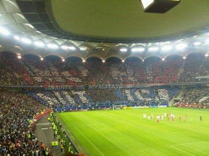 Dinamo Steaua live