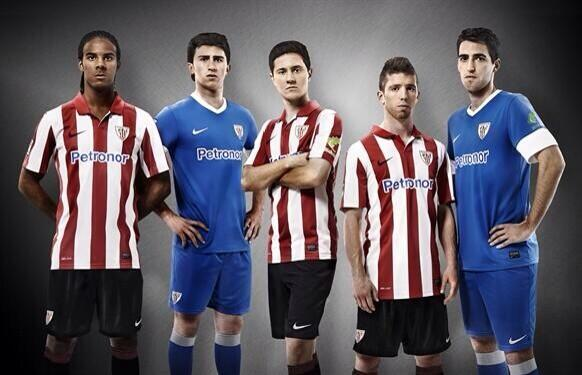 Athletic Club Bilbao 13-14 Home Kit 1