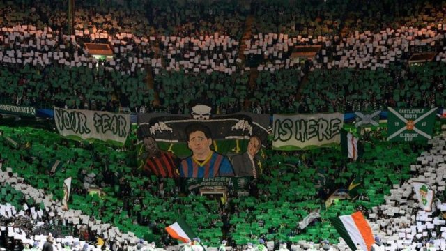your fear is here celtic barcelona