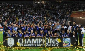 japon womens world cup 2011
