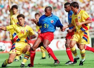 Romania Columbia 1994