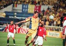 Marius Niculae vs Ungaria 2001