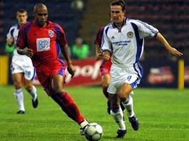 Steaua Dinamo Kiev 2001