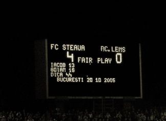 Steaua Lens 4-0