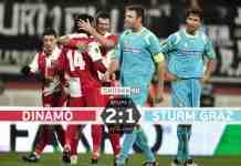 Dinamo 2-1 Sturm Graz 2009