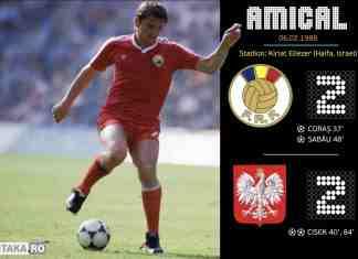 Romania Polonia 1988