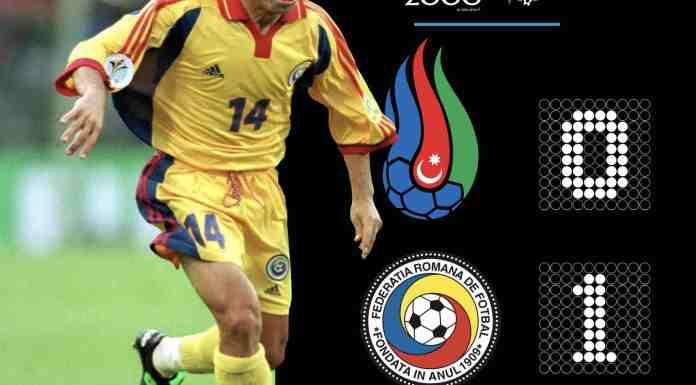 Azerbaijan - România 2005