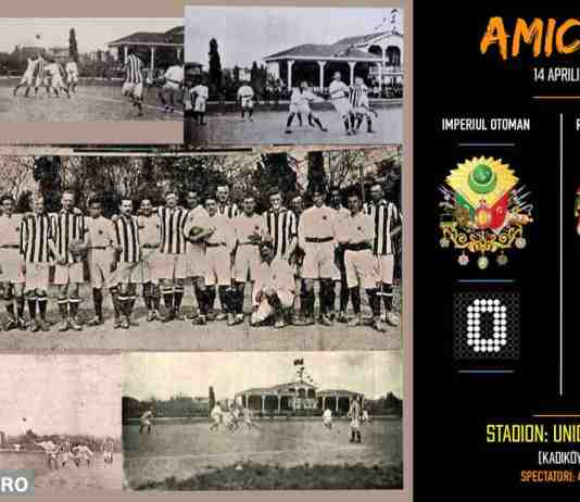 Imperiul Otoman 0-1 Regatul Romaniei 1914