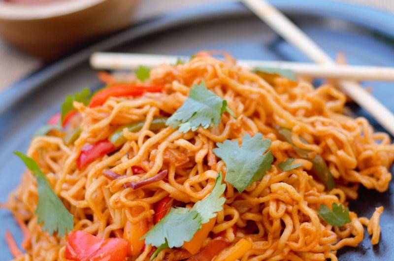 Korean Ramen Noodles