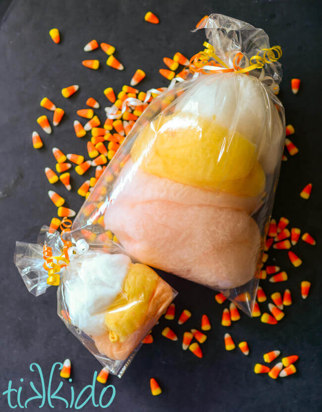 28/08/2020· use stitch markers to connect the bottom and side of the bag to the candy corn pieces. Candy Corn Cotton Candy For Halloween And Free Printable Halloween Tags Tikkido Com