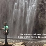 Dara Salam to Moshi, Kilimanjaro, some coffee and the waterfall!