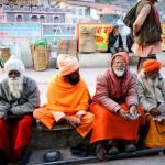 The Sadhus of Badrinath and a Pleasant Coincidence