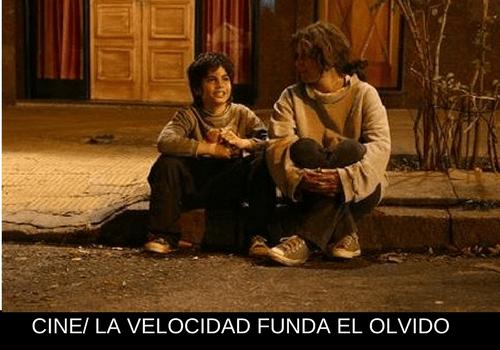 LA VELOCIDAD FUNDA EL OLVIDO