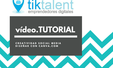 TUTORIAL DISEÑO CANVA