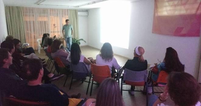 Palestra sobre TFT em Campinas