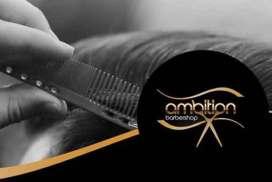 Aambition  للحلاقة الرجالية   دمشق