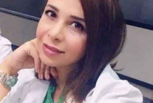 أخصائية التغذية لبانة حسين  صافيتا  طرطوس