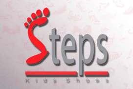 Steps Kids Shoes   طرطوس