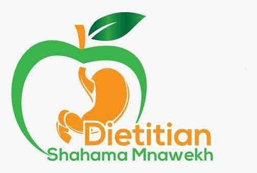 Dietitian Shahama Mnawekh  أخصائية التغذية شهامة مناوخ - حماه