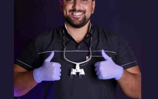 Dr.WassefSeirafi  طبيب أسنان   حلب