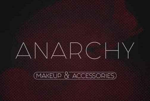 Anarchy For Makeup  عطور- اكسسوارات - مستحضرات التجميل  حمص