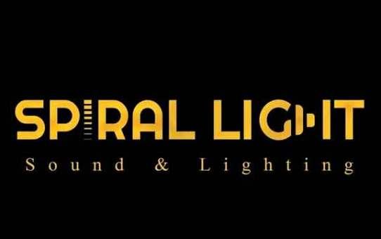 Spiral light - Wedding Planning Service صوت وإضاءة طرطوس