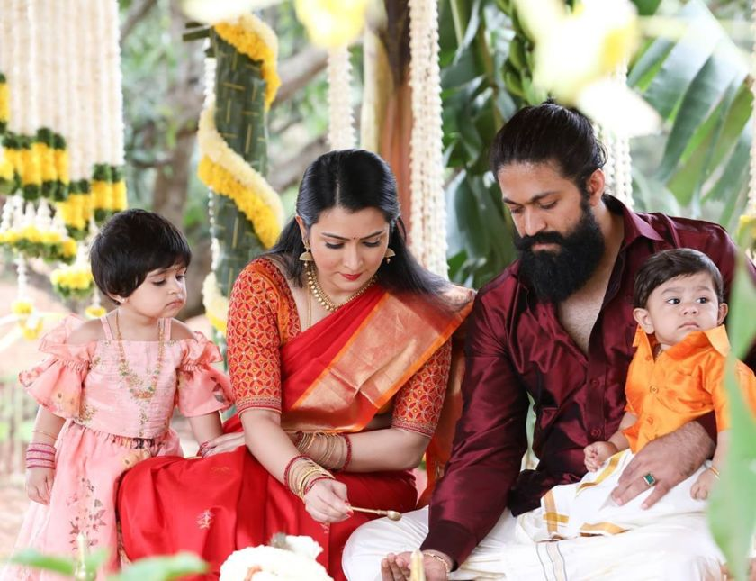 Yash (KGF Actor) Age, Height, Wiki, Wife, Net Worth & More