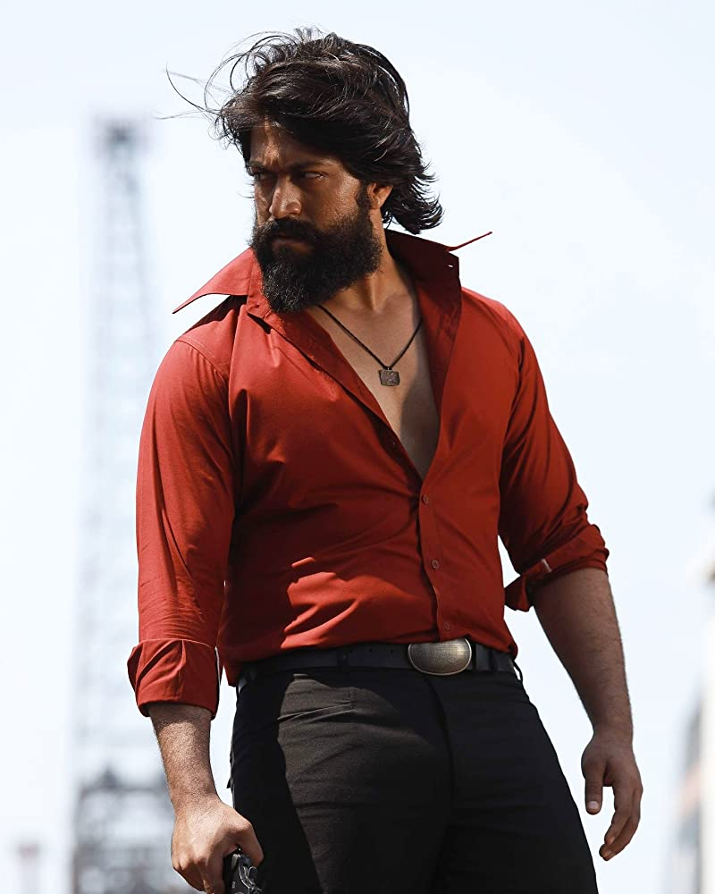 Yash (KGF Actor) Age, Height, Wiki, Wife, Net Worth & More, Naveen kumar gowda