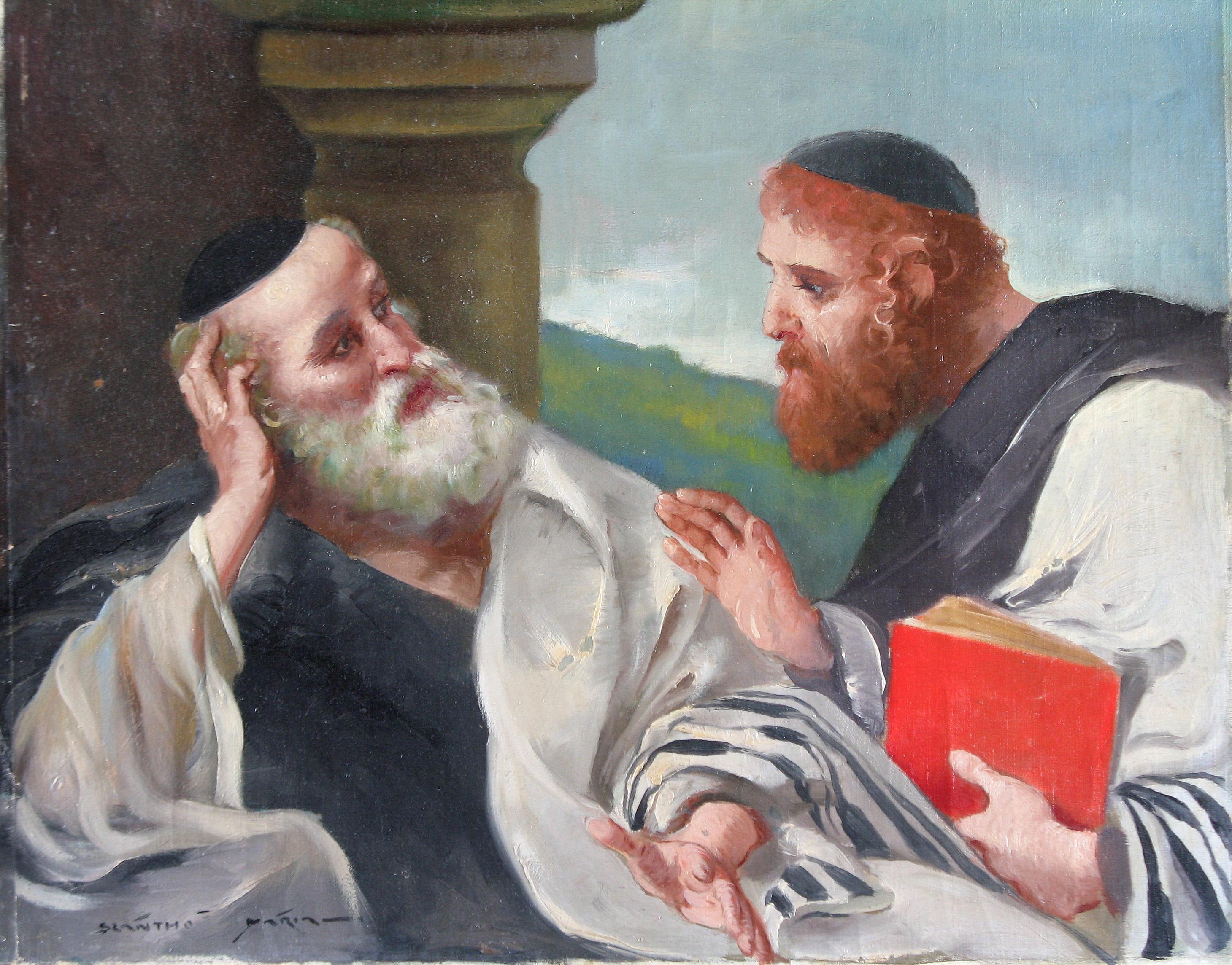 Pirkei Avot: The Misunderstood MasterpieceRabbi Meir Soloveichik - The  Tikvah Fund