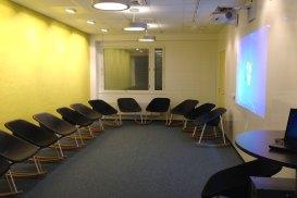 Omnia, team room