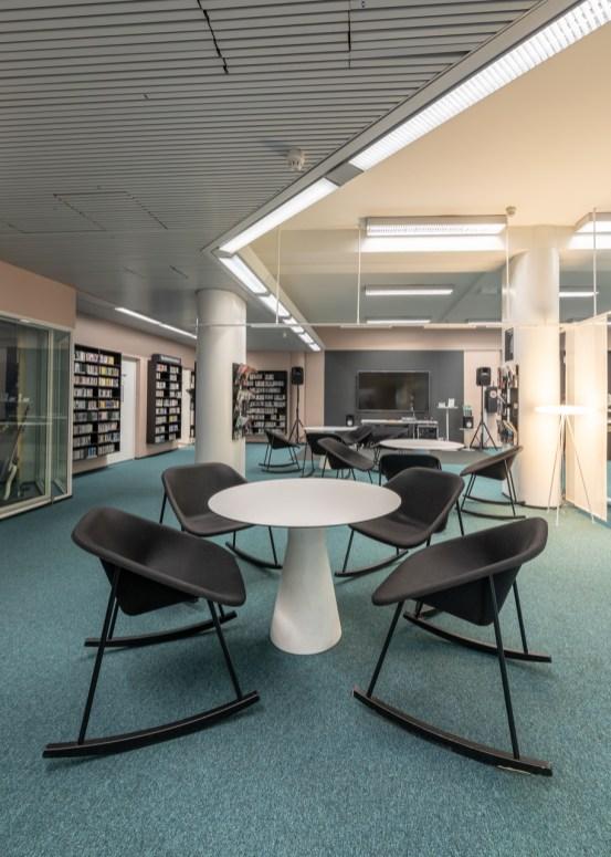 Tikkurila Library