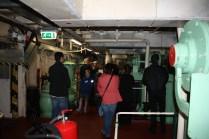 machine room area