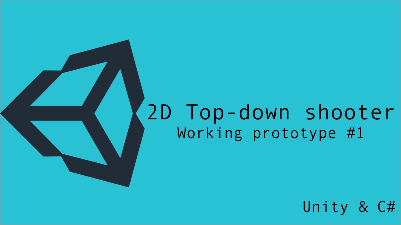 Weekly update Unity 2D shooter #2 - TIL Code