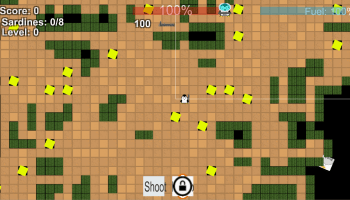 Panda Hell update #9: More art and enemy AI using the A* Search
