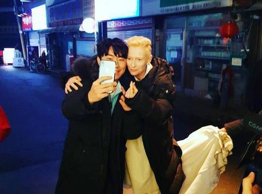 Tilda working with Lee Si Un for Trip.com – video