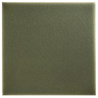 Modulatti Ceramic Tile | Turtle Green